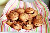 Freshly baked muffins — Stock Photo
