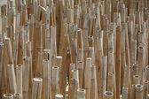Natural bamboo trees — Stock Photo