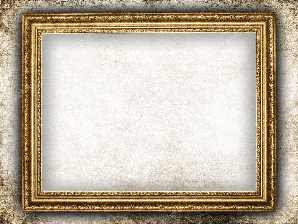 grunge hintergrund alte rahmen stockfoto 9109867. Black Bedroom Furniture Sets. Home Design Ideas
