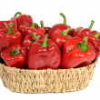 Red peppers — Stock Photo #8139769