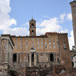 Roman Forum — Stock Photo #8142271
