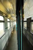 Trein interieur — Stockfoto
