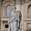 St. Peter Statue in Vatican — Stock Photo #8152610