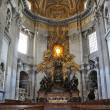 Altar in St Peters Basillica — Stock Photo #8153551