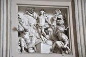 Jesus Sculpture — Stock Photo