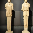 Antic Statues — Stock Photo