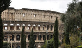 The Colosseum - Rome — Stock Photo