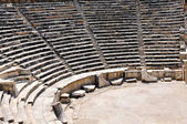 Stadium at antic city of Hierapolis — Stock Photo