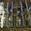 Santa Maria sopra Minerva altar - Stock Photo
