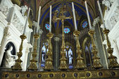 Santa Maria sopra Minerva altar — Stock Photo