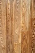 Ash flooring — Stock Photo