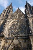 Catholic cathedral in Prague — Stock Photo