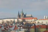 Prague castle — Foto Stock