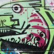 Stock Photo: Graffiti 03