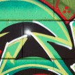 Stock Photo: Graffiti 04