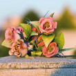 Rose bouquet — Stock Photo #8226859