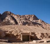 Egypte, berglandschap — Stockfoto