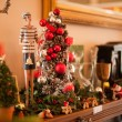 Stock Photo: Christmas Decorations