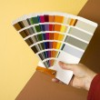 Selecting color — Stock Photo #8537187