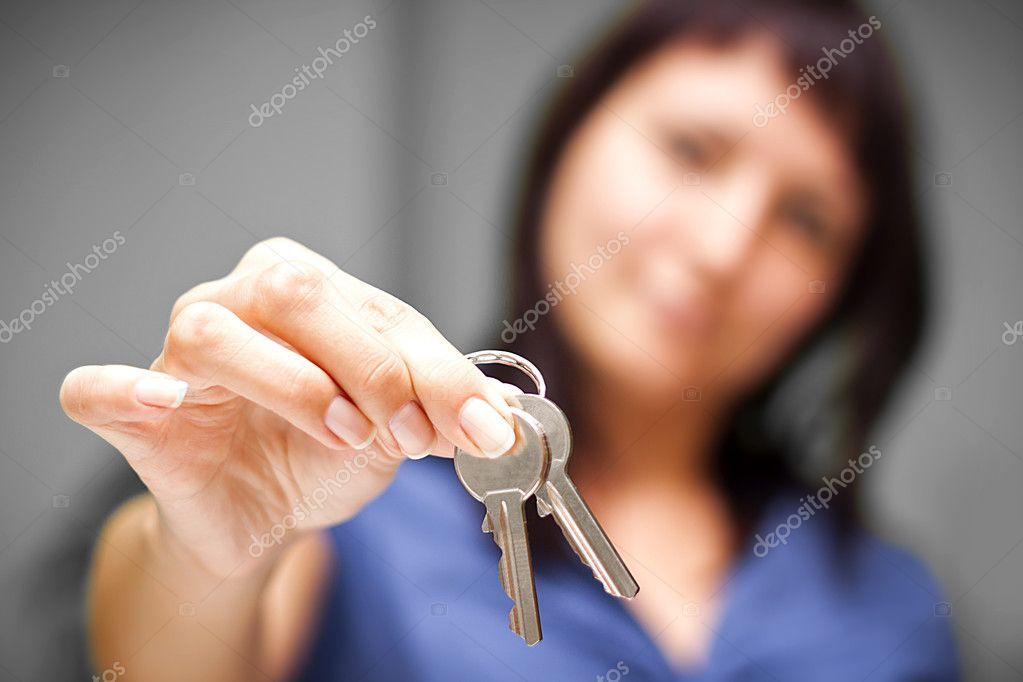 Как сделать ключ от квартиры красивым 80