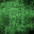 Stock Photo: Green concrete wall background.