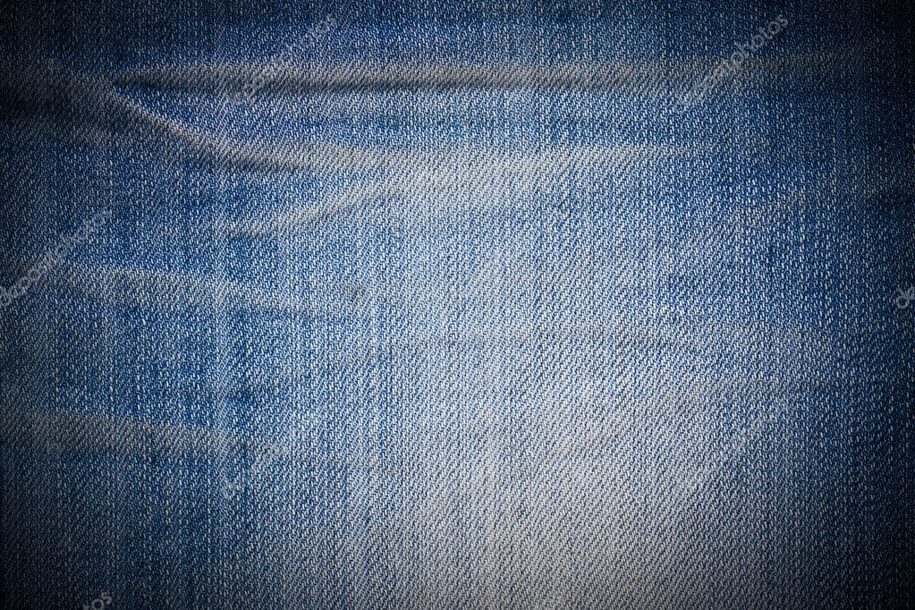 Dark Blue Denim Jeans Background — Stock Photo #8868268