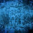 Royalty-Free Stock Photo: Blue concrete wall background.