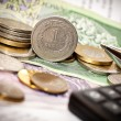 Money, stock, currency — Stock Photo