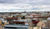 View over the rooftops — Stock Photo
