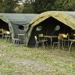 Stock Photo: Military camp