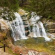 Mumlavsky waterfall — Stock Photo
