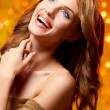 Cute Glamour Girl — Stock Photo #8532607