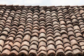 Old bulgarian roof — Stock Photo