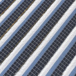 Stock Photo: Top view on large solar panels