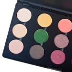 Multicolored eyeshadows — Stock Photo #9001424