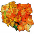 Upper silesia region — Stock Photo