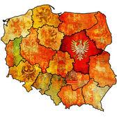 Región de mazovia — Foto de Stock