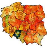 Opolskie region — Stock Photo