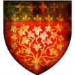 Amiens coat of arms - Stock Photo