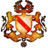 Strasbourg coat of arms — Stock Photo