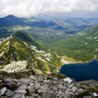 Polish high mountains, Tatras — Stock Photo #8123330