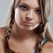 Fit young woman — Stock Photo