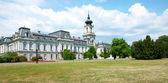Festetics castle in Keszthely,Hungary — Stock Photo