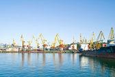 海洋港口 — 图库照片