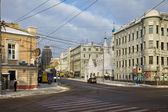 Moscow. Street Small Dmitrovka — Stock Photo