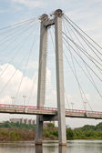 Puente de apoyo — Foto de Stock