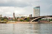 Krasnoyarsk. Urban view — Stock Photo