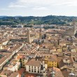 Florence from the bird flight — Foto de Stock