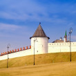 Ancient fortress of the Kazan khanate - Стоковая фотография