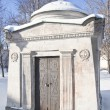 Mausoleum of princes — Stock Photo
